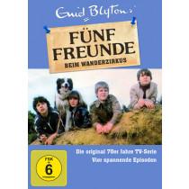Fünf Freunde - Beim Wanderzirkus (+3 weitere Episoden)
