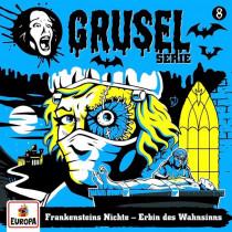 Gruselserie - Folge 8: Frankensteins Nichte - Erbin des Wahnsinns