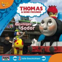 Thomas und seine Freunde 19 Rutschiges Sodor