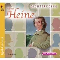 Dichterköpfe. Heinrich Heine