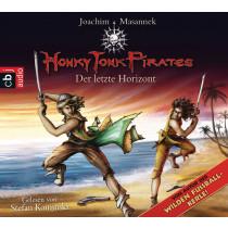 Honky Tonk Pirates - Band 06: Der letzte Horizont