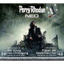 Perry Rhodan Neo MP3 Doppel-CD Folgen 39+40