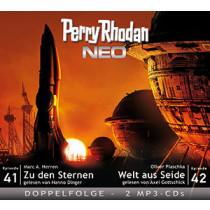 Perry Rhodan Neo MP3 Doppel-CD Folgen 41+42