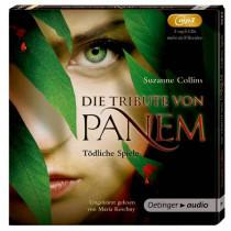 Die Tribute von Panem - 1: Tödliche Spiele (ungekürzt)