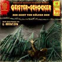 Geister-Schocker 44 Der Geist vom Kölner Dom