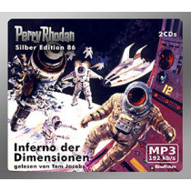 Perry Rhodan Silber Edition 86 Inferno der Dimensionen