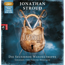 J. Stroud - Lockwood & Co - Band 1: Die seufzende Wendeltreppe
