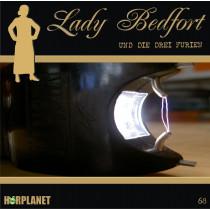 Lady Bedfort 68 Die drei Furien
