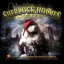 Sherlock Holmes Chronicles XMAS Special 01: Der diebische Weihnachtsmann