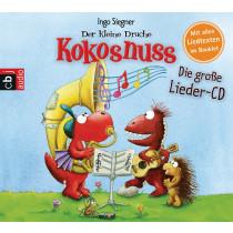 Ingo Siegner - Der kleine Drache Kokosnuss. Die große Lieder-CD