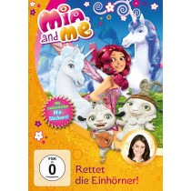 Mia and me (12) Rettet die Einhörner