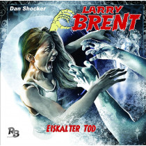 Larry Brent - Folge 14: Eiskalter Tod