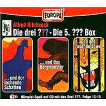 Die drei Fragezeichen Fan Box die 05. Folgen 13 - 15