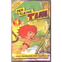 MC WEA Der kleine Tim Das Geheimnis des Tempels
