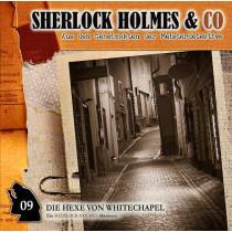 Sherlock Holmes & Co 09 - Die Hexe Von White Chapel