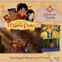 Die Abenteuer des jungen Marco Polo 01 Flucht aus Venedig