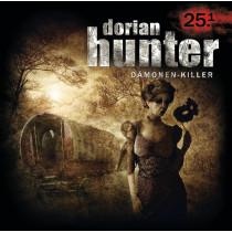 Dorian Hunter 25.1 Die Masken des Dr. Faustus - Mummenschanz