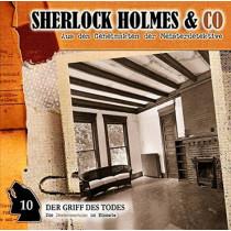 Sherlock Holmes & Co 10 - Der Griff des Todes