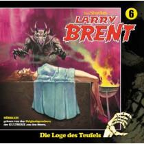 Larry Brent 06: Die Loge des Teufels ( Hörbuch )