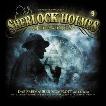 Sherlock Holmes Chronicles 09: Das Freimaurer-Komplott