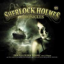 Sherlock Holmes Chronicles 11: Der Fluch der Titanic