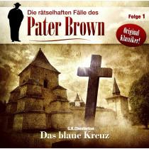 Pater Brown - Folge 1: Das blaue Kreuz (WinterZeit)