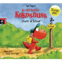 De chli Drache Kokosnuss chunt id Schuel (Schweizerdeutsch)