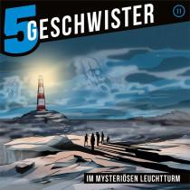 5 Geschwister - Folge 11: Im mysteriösen Leuchtturm