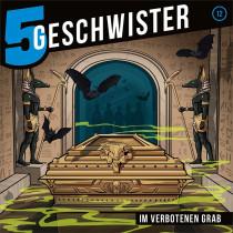 5 Geschwister - Folge 12: Im verbotenen Grab