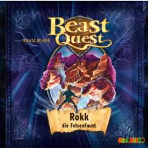 Adam Blade - Beast Quest 27: Rokk, die Felsenfaust