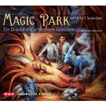 K. & T.T. Sutherland - Magic Park - Ein Drache mit schlechtem Gewissen