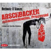Mirco Buchwitz und Rikje Stanze - Arschbacken zusammenkneifen, Prinzessin!