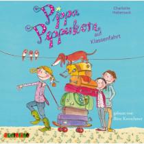 Charlotte Habersack - Pippa Pepperkorn auf Klassenfahrt