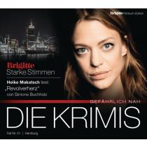 Simone Buchholz - Revolverherz (BRIGITTE Hörbuch-Edition)