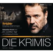 Wolfgang Schorlau - Am zwölften Tag (BRIGITTE Hörbuch-Edition)