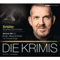 Thomas Krüger - Erwin, Mord & Ente (BRIGITTE Hörbuch-Edition)