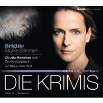 Klaus-Peter Wolf - Ostfriesenkiller (BRIGITTE Hörbuch-Edition)