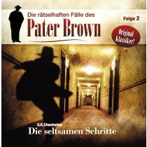 Pater Brown - Folge 2: Die seltsamen Schritte (WinterZeit)