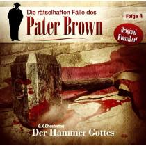 Pater Brown - Folge 3: Der Hammer Gottes (WinterZeit)