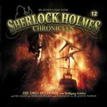 Sherlock Holmes Chronicles 12: Die drei Beldonis