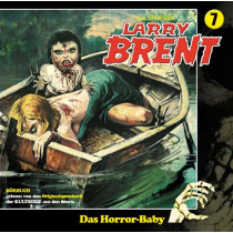 Larry Brent 07: Das Horror-Baby ( Hörbuch )