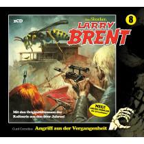 Larry Brent 08: Angriff aus der Vergangenheit ( Hörbuch )