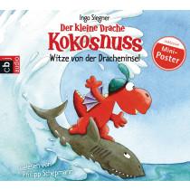 Der kleine Drache Kokosnuss - Witze von der Dracheninsel (Band 1)