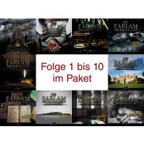 Die Earlam Chroniken - Season 1 Paket - Folge 1 bis 10