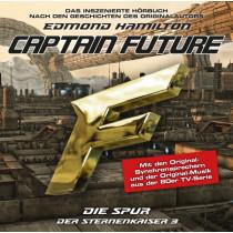 Captain Future - Die Spur. Der Sternenkaiser 3
