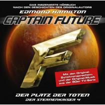 Captain Future - Der Platz der Toten. Der Sternenkaiser 4