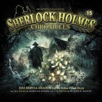 Sherlock Holmes Chronicles 15: Das Beryll Diadem