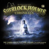 Sherlock Holmes Chronicles 16: Die Unbekannte aus der Themse