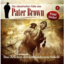 Pater Brown - Folge 4: Das Zeichen des zerbrochenen Säbels