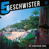 5 Geschwister - Folge 13: Die vergessene Insel